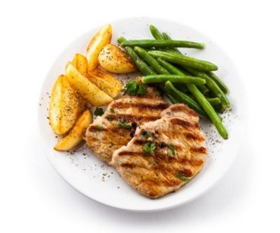Dinner - Meal - Healthy Meal