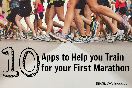 10 Apps to Help you Train for your First Marathon