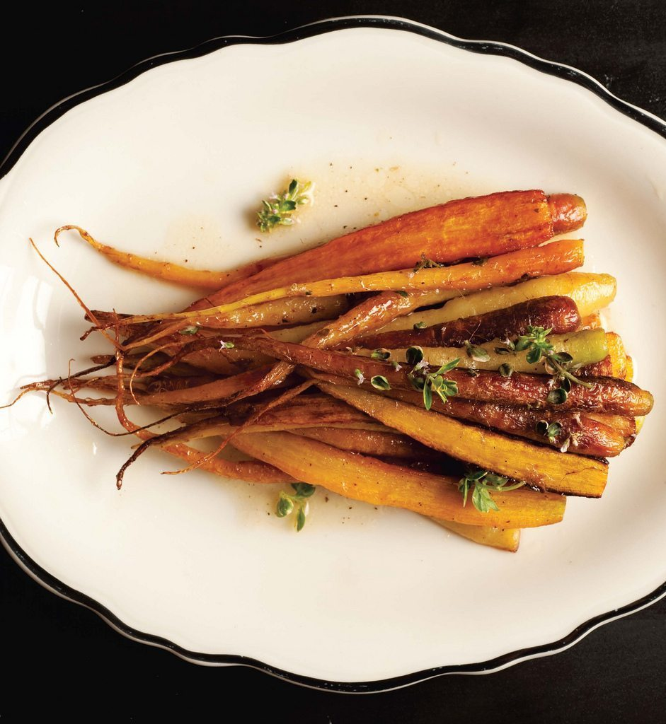 honey recipes carrots