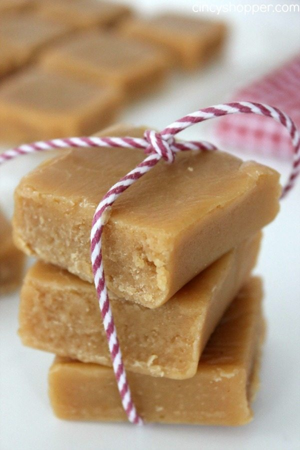 Old Fashioned Homemade Chocolate Peanut Butter Fudge