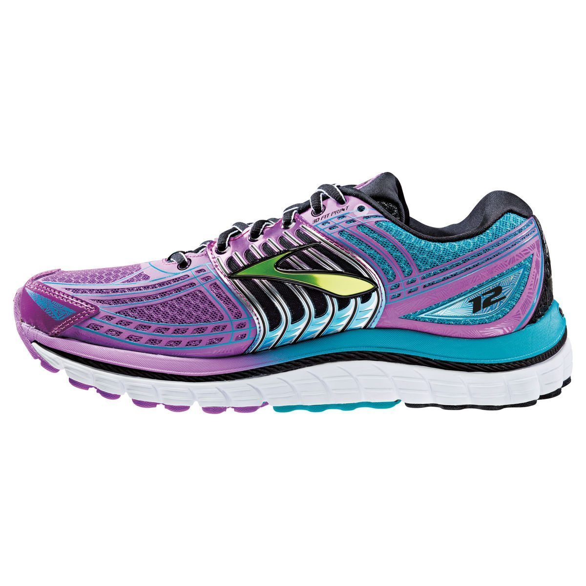 Brooks running GLYCERIN 12 sneaker review